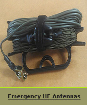 Bushcomm Emergency Longwire antenna  marine VKS737 hf text